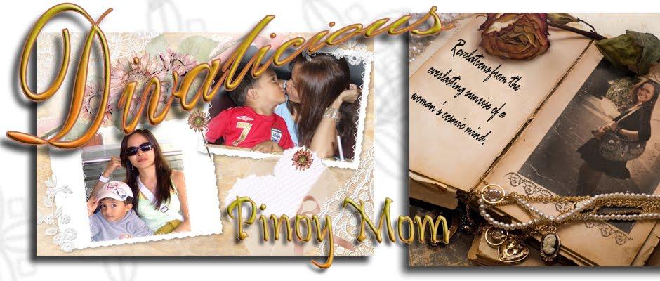 (¯`•¸Divalicious Pinoy Mom¸•´¯)