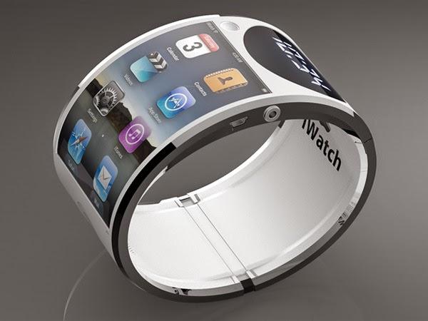 iWatch concept design 2