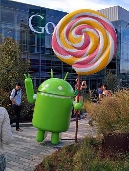 مميزات اصدار اندرويد 5.0 الشهير بالمصاصه - Android Lollipop