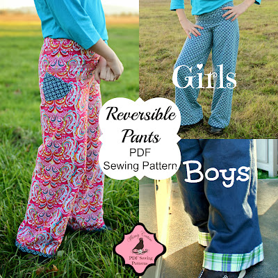 http://whimsycouturepatternshop.blogspot.com/2010/10/reversible-girlsboys-pants-ebook.html