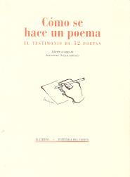 Cómo se hace un poema