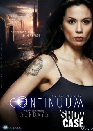 Cổng Thời Gian 4 - Continuum Season 4