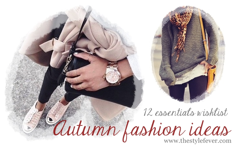 Moda autunno 2014, tendenze autunnali, fashion must have autumn