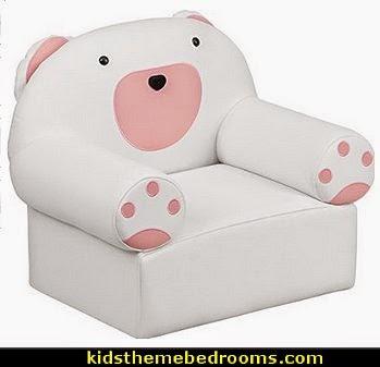Kids Bear Chair