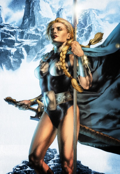 Valkyrie (Marvel Comics) Character Review - 4
