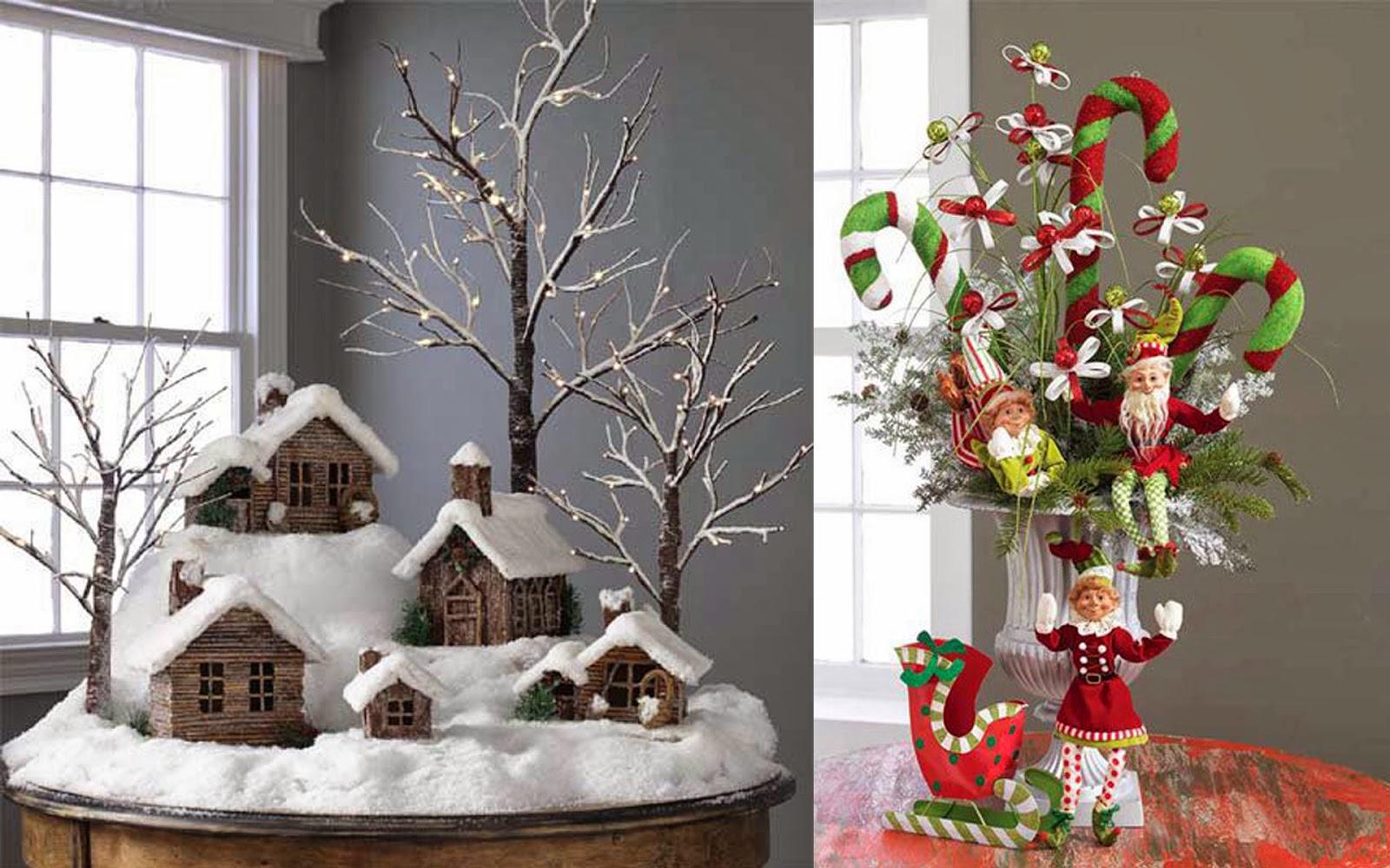 Новогодние идеи декора дома своими руками