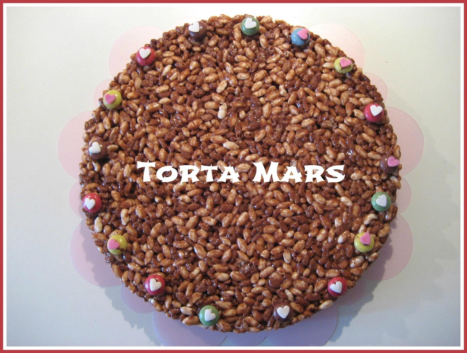 Pasticciando in cucina torta mars for Tortas mars medellin