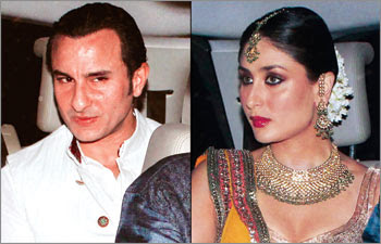Saif Ali Khan Kareena Kapoor Marriage