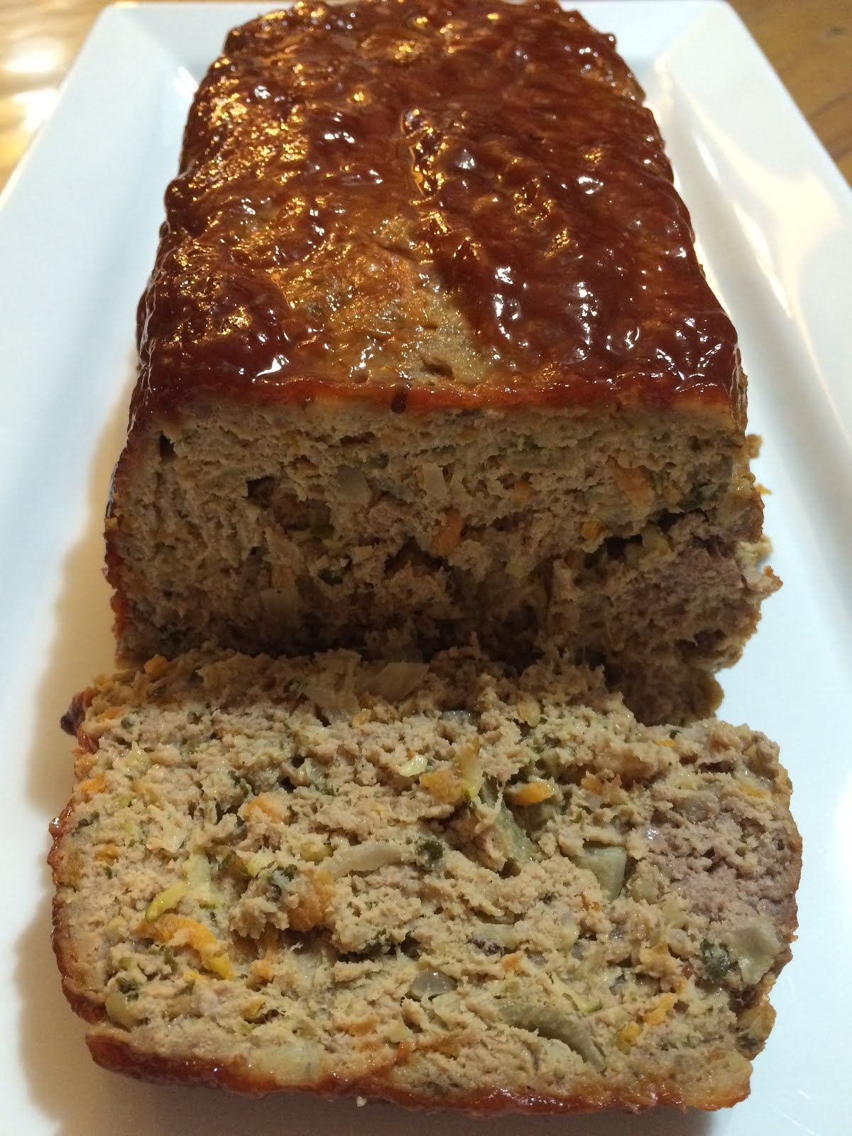 Glazed Meatloaf - A Dash Of Flavour Printable Recipes
