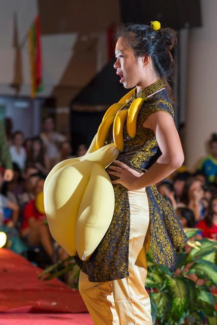 International Day Fashion Show BIS 2013