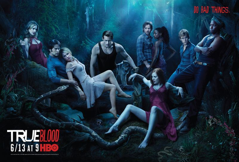True Blood Poster Gallery3 Tv Series Posters And Cast