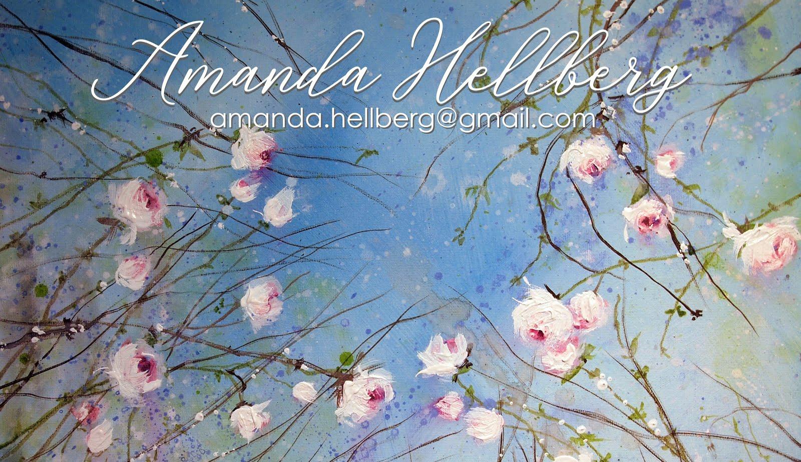 Amanda Hellberg Art