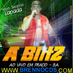 A Blitz   Ao Vivo Em Prado   CD 2013 | músicas