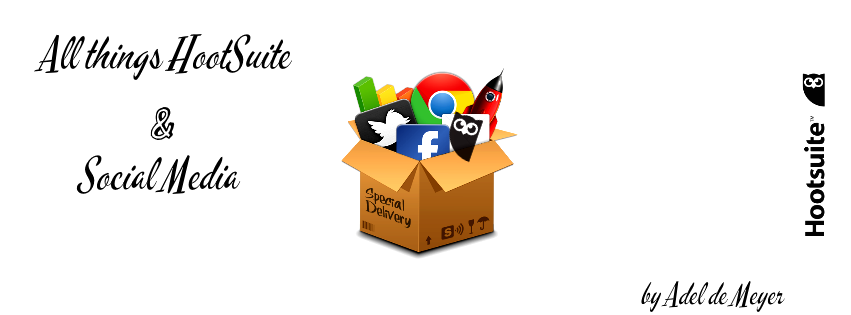 Hootsuite and Social Media - Adel de Meyer