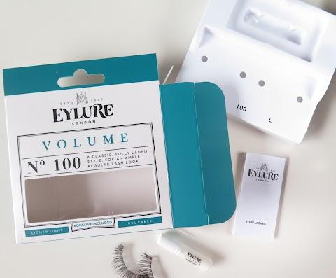 Eylure london Volume no 100 priklijuojamos blakstienos