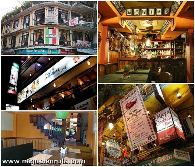 Restaurantes-Thamel-Katmandu