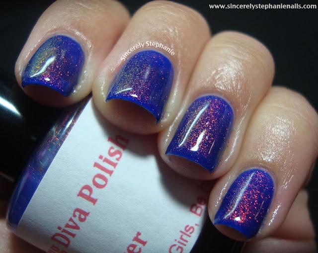 Darling Diva Polish Ringer