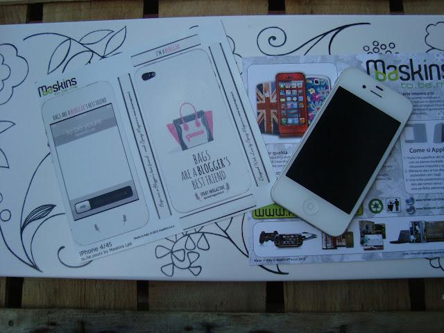 maskins skin per iphone