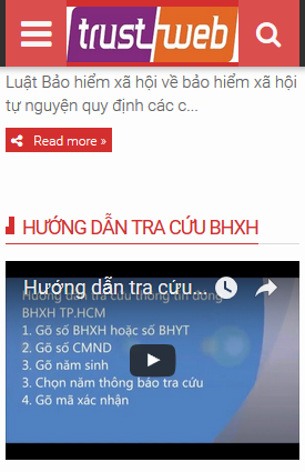 Hướng dẫn nhúng responsive Youtube, Vimeo vào website (2)