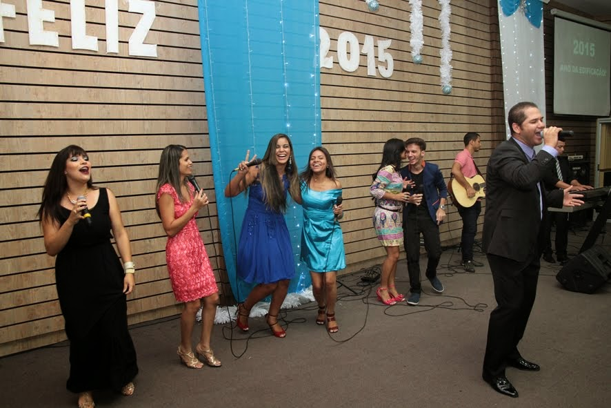 Culto da Virada 2014/2015