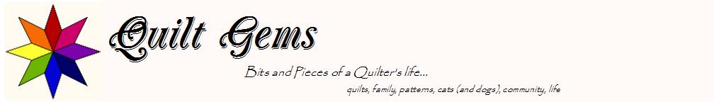 Quilt Gems