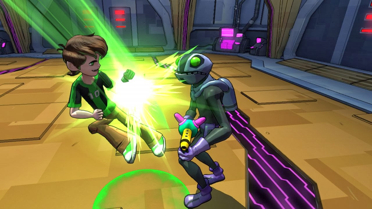 ben 10 omniverse games for pc free download