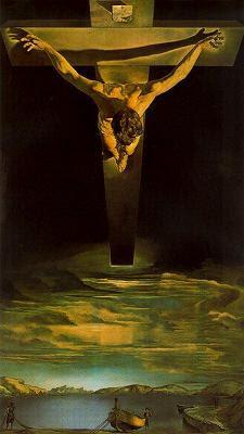 Crist de Sant Joan de la Creu (Salvador Dalí)