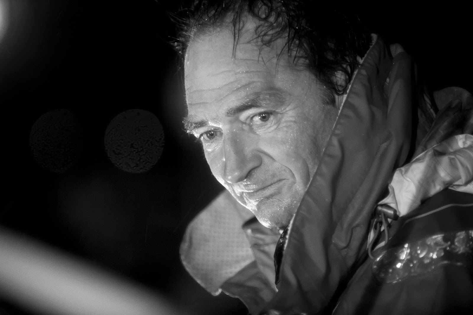 Bertrand de Broc rempile pour le Vendée Globe !