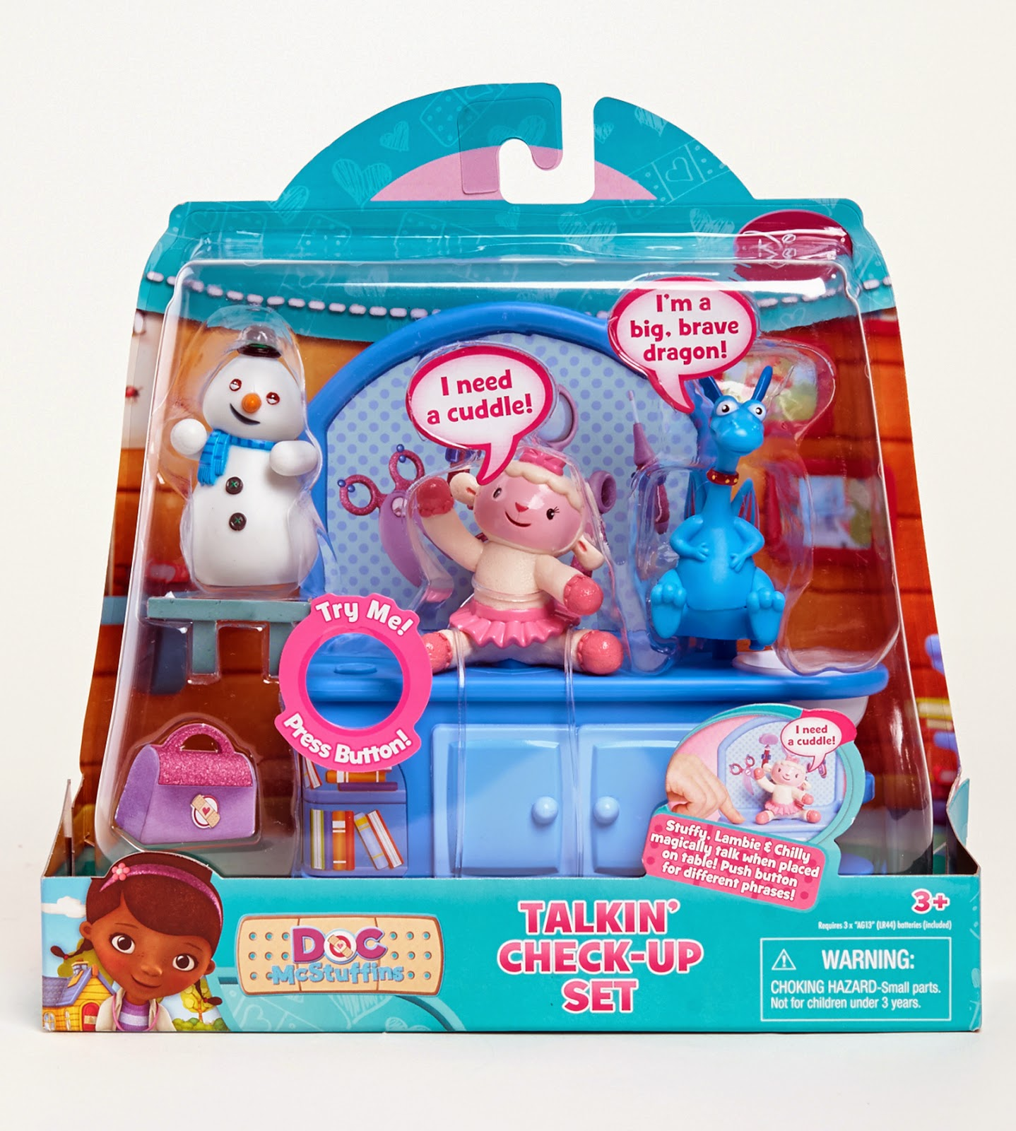 Disney Just Play Doc McStuffins Talkin Check-Up Set CLEARANCE $8.50 (Reg $17.99)  sc 1 st  Extreme Couponing Mommy & Extreme Couponing Mommy: Disney Just Play Doc McStuffins Talkin ...