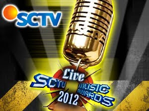 Pemenang SCTV Music Awards 2012