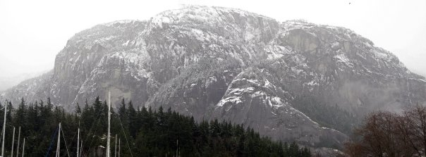 The Stawamus Chief, Squamish B.C.
