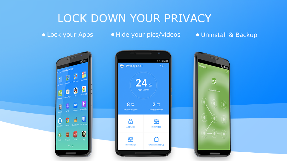 Privacy Lock - Android