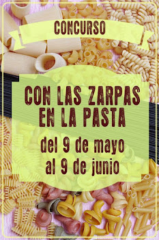 "Concurso ""CON LAS ZARPAS EN LA PASTA"""