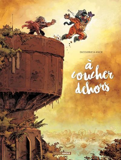 A COUCHER DEHORS T2/2