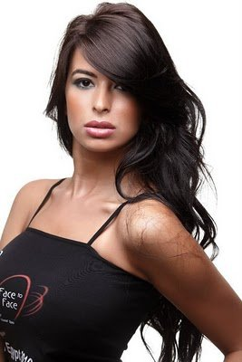 .com - Miss World 2013 - Miss Universe 2013: Miss Egypt Universe 2011