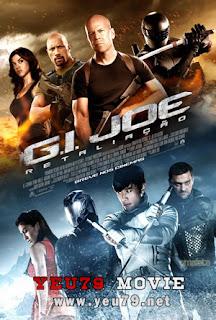 Biệt Đội G.I. Joe 2 Báo Thù