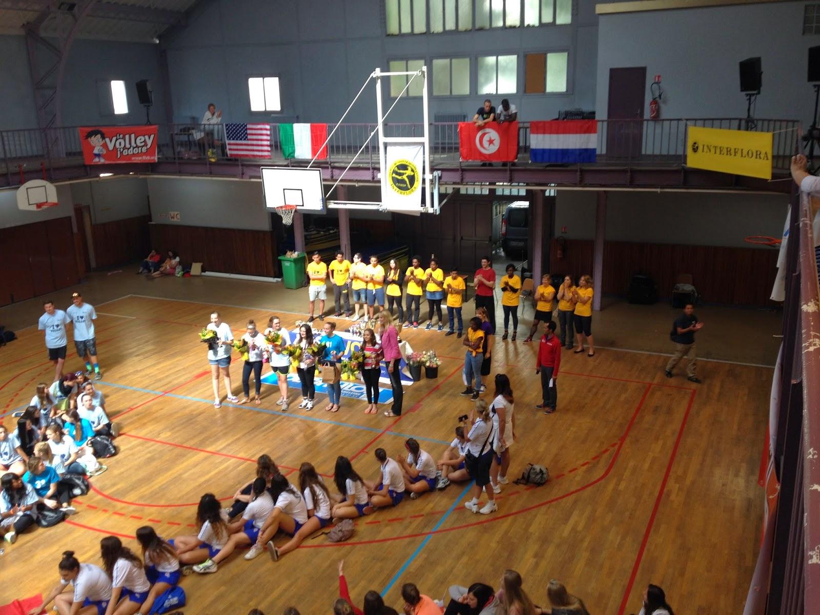 2014 london paris barcelona volleyball tour 2014 day 7 for Tour de barcelona a paris