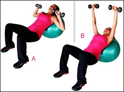 Mengencangkan payudara dengan olahraga