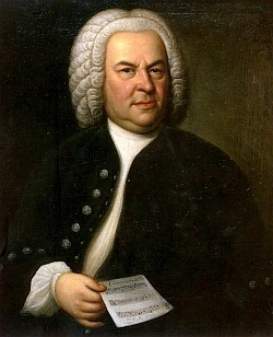 + J. S. Bach, Musician, Composer, and Theologian +