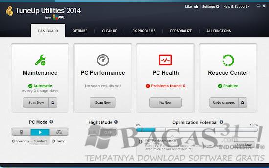 TuneUp Utilities 2014 Final Full Serial 2