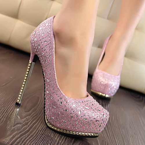 High Heels Shoes...