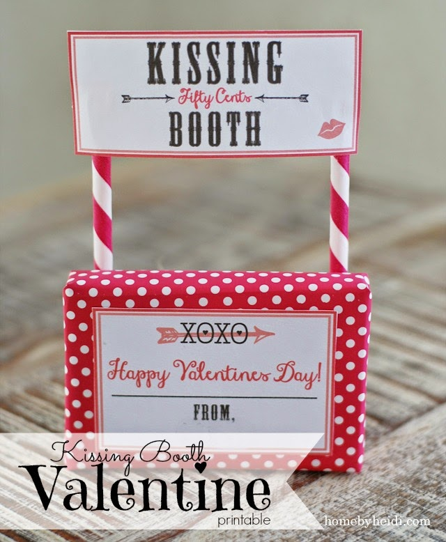 Home By Heidi Kissing Booth Valentine
