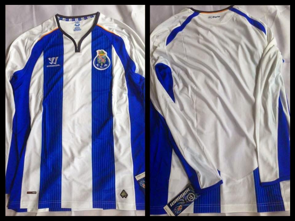 Será esta a nova camisola do Porto para a próxima época que se avizinha?