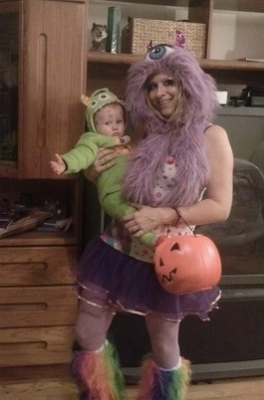 Halloween Big Brother Style