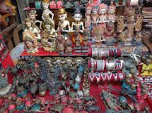 Lee Chin' Secret Garden Day 4 Bali Trip Part 1 -ubud Market