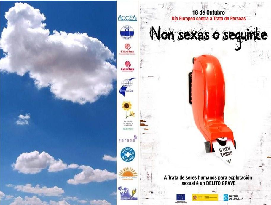 Campaña Galega contra a Trata de Persoas