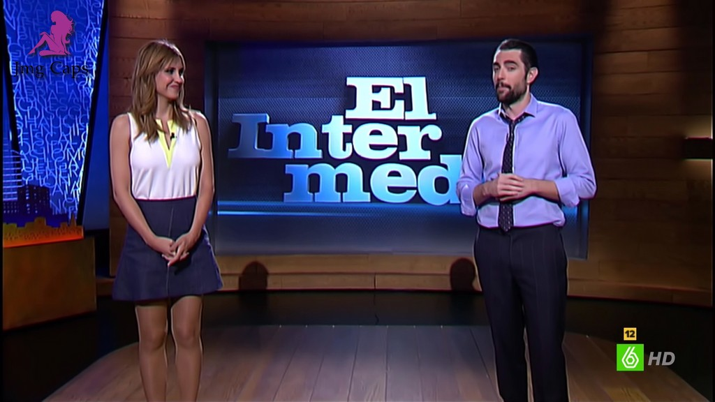 SANDRA SABATES, EL INTERMEDIO (24.06.15)