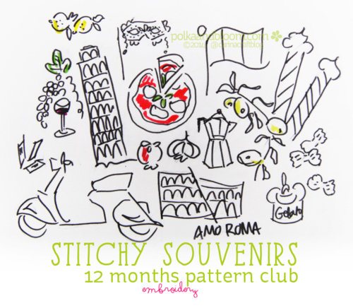 Subscribe to Polka & Bloom patterns in 2015