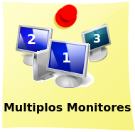 Conectar Notebook na TV, Monitor ou Projetor