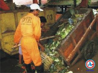 Cara Mengolah Sampah, Salah Satu Agenda Prioritas BLH Kota Bima